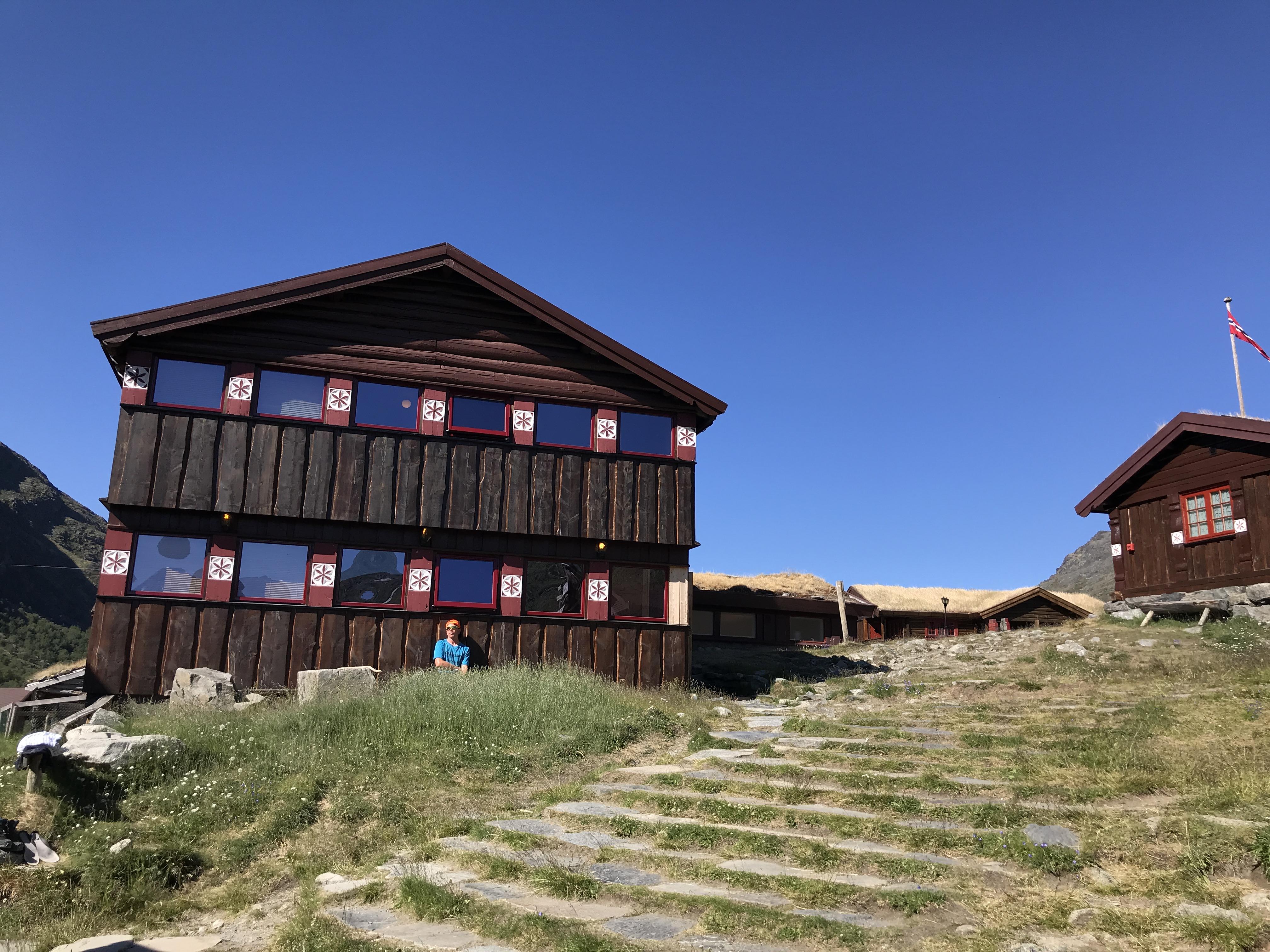 Spiterstulen | Turisthytte Jotunheimen