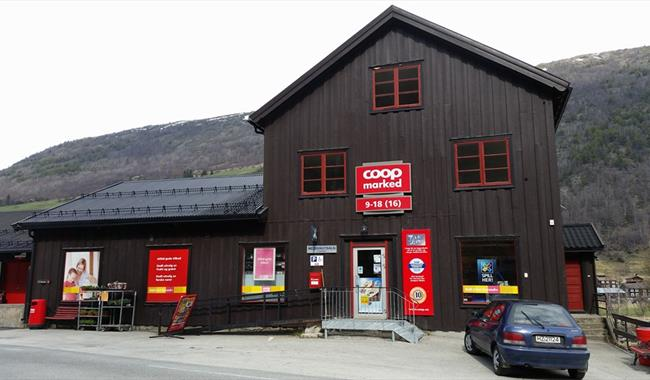 Coop Marked Bøverdal